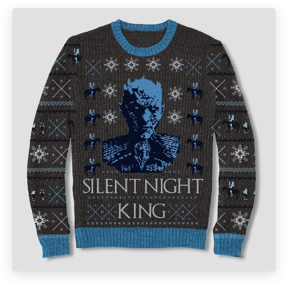 Other - NWT Game of Thrones sweater: GOT small